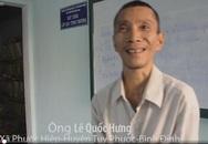 Người thầy khuyết tật 30 năm dạy học miễn phí