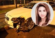 Những sao Việt từng suýt chết vì tai nạn xe hơi