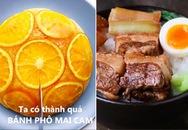 7 món ăn siêu dễ làm bằng nồi cơm điện