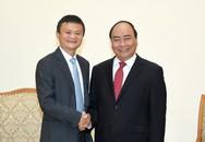 Ông Jack Ma nói gì trong cuộc gặp với Thủ tướng Chính phủ Nguyễn Xuân Phúc