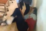 Nhóm nữ sinh lớp 9 đánh hội đồng bạn vì ghen