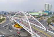 Hải Phòng: Khánh thành cầu vượt kết cấu vòm thép đầu tiên trong đô thị Việt Nam