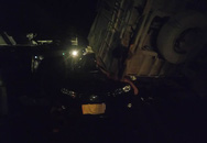 3 ô tô tông nhau, cao tốc Nội Bài - Lào Cai ách tắc nghiêm trọng