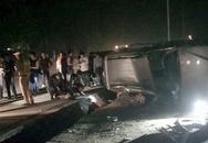 Đoàn xe cảnh sát rượt đuổi, bắn lật ôtô chở ma tuý