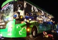 Ôtô khách và xe đầu kéo tông nhau, 5 người tử vong