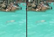 Hà Nội: Bé trai đuối nước ở bể bơi, đám đông đều nhìn thấy nhưng không ai biết