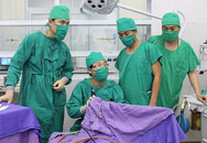 Phẫu thuật lấy u nang hố lưỡi bẩm sinh cho trẻ 4 tuổi