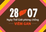 Số liệu giật mình về viêm gan ở Việt Nam