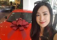 Ông Cao Thắng chi 13 tỷ đồng mua siêu xe tặng Đông Nhi