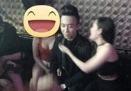 Sự thật về bức ảnh thân mật của Trấn Thành và hai cô gái ăn mặc mát mẻ tại quán bar