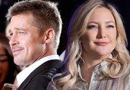 Gia đình lên tiếng trước tin đồn Kate Hudson hẹn hò Brad Pitt