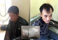 Giấu ma túy trong bít tất vẫn bị 141 phát hiện