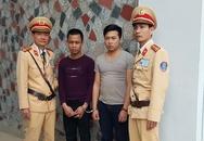 Cảnh sát truy đuổi nam thanh niên giật tiền của người yêu
