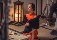 Khánh My đóng phim điện ảnh 'Thiên môn truyện' ở Trung Quốc