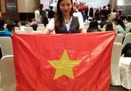 Cô gái Việt Nam duy nhất ở giải vô địch trí nhớ
