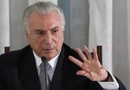 """Tổng thống Brazil chuyển nhà vì sợ """"ma"""""""