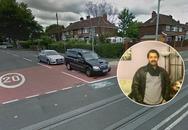 Bố chết thảm vì lao vào xe ô tô để cứu con gái