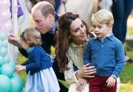 Công nương Kate thừa nhận từng thiếu tự tin khi làm mẹ