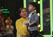 Bé 4 tuổi khiến khán giả thích thú khi hát bolero