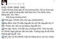 Đông Nhi vướng nghi án sống ảo, thuê người đến cổ vũ The Voice