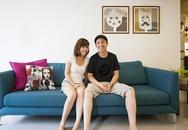 Căn hộ 35m² thoáng mát và ngập tràn hạnh phúc trong từng đường nét của vợ chồng son