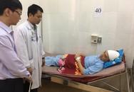 Bác sĩ bị người nhà bệnh nhân đánh chảy máu đầu: Đồng nghiệp chưa hết sốc