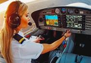 Nữ phi công xinh đẹp tiết lộ cuộc sống khiến nhiều người ghen tị