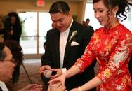 Cưới vợ giàu, chú rể nghèo thuê 200 khách giả tới dự đám cưới