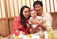 Phan Như Thảo kể chuyện bị chồng 'giành mất việc chăm con'