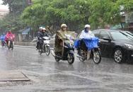 Từ trưa nay, khắp miền Bắc mưa vừa, mưa to