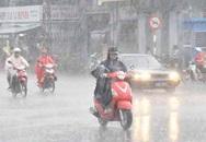Hôm nay Hà Nội sẽ mưa to