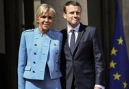 Đệ nhất phu nhân Pháp mặc đồ đi mượn trong lễ nhậm chức của chồng