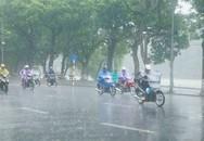 Toàn miền Bắc mưa to trong 2 ngày liên tiếp