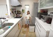 Nhà bếp nhỏ nhưng đủ tiện nghi thông minh của người Nhật
