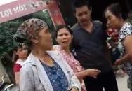 Tiểu thương cướp thịt lợn của người tự giết vào chợ bán