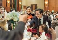 Đám cưới tràn tiếng cười của con trai 'người phán xử' Hoàng Dũng