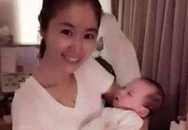 Hình ảnh Lâm Tâm Như và con gái lần đầu được hé lộ?