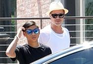 Brad Pitt dẫn Pax Thiên đến phòng khám tâm lý