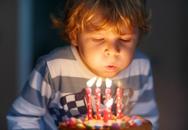 Nguy cơ lây bệnh từ việc thổi nến bánh sinh nhật