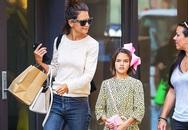 Con gái Tom Cruise quá xinh đẹp