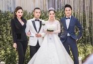 Bảo Thy hát với Quang Vinh trong đám cưới anh trai