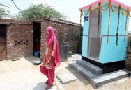 Nỗi ám ảnh 'hôn nhân không toilet' của các cô dâu Ấn Độ