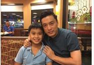 Lam Trường 'đứng ngồi không yên' khi con trai sống ở vùng siêu bão Mỹ