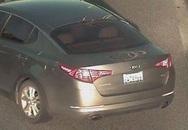 Trộm cả ôtô lẫn bé 7 tuần tuổi nằm ngủ trong xe
