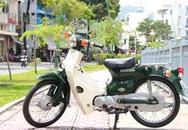 Honda Cub 1996 rao giá hơn 100 triệu tại Sài Gòn