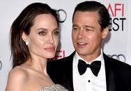 Angelina Jolie bực bội khi được hỏi về Brad Pitt