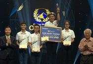 10X xúc động lần đầu đội vòng nguyệt quế sau 2 cuộc thi Olympia