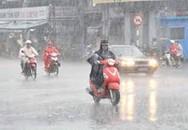Miền Bắc mưa to 3 ngày liên tiếp