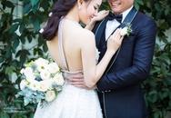 Hé lộ thêm ảnh cưới của Vy Oanh và chồng đại gia