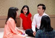 Trấn Thành thân thiết với tình cũ Mai Hồ ở game show